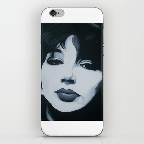 Kate Muse iPhone & iPod Skin