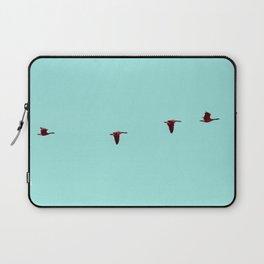 Take Flight - Wild Goose Chase Laptop Sleeve
