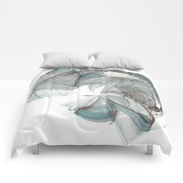 Original Abstract Duvet Covers by Mackin Comforters