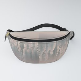 Reversible Space A+B Fanny Pack
