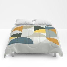 Mid Century Geometric 13 Comforters