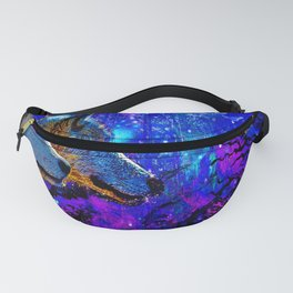 WOLF DREAMS AND VISIONS Fanny Pack