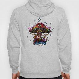Psychedelic Eye Mushroom Hoody
