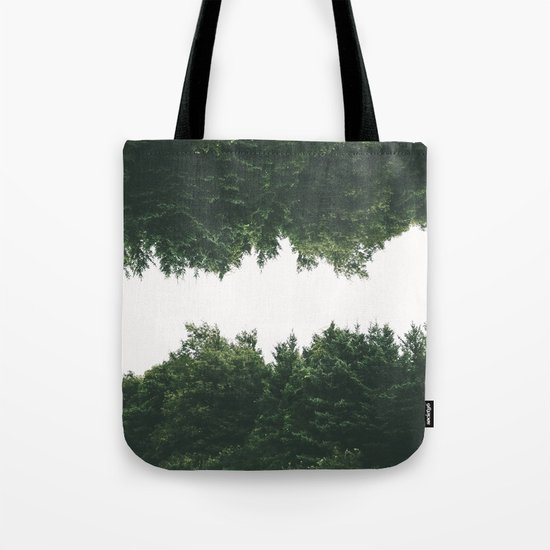 Forest Reflections VI Tote Bag