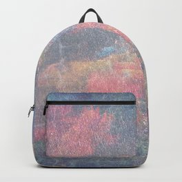 Grunge texture 9 Backpack