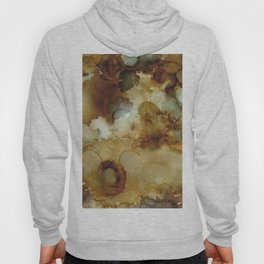 Alcohol Ink 'The Storybook Series: The Little Match Girl' Hoody