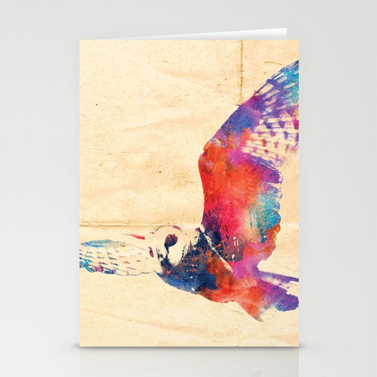 Its a hoot Stationery Cards