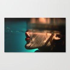 Somn Kiss Canvas Print