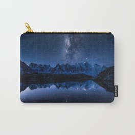 Night mountains Carry-All Pouch