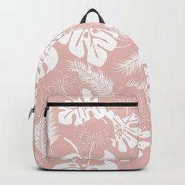 Tropical pattern 020 Backpack