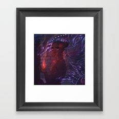 Spirit Matter Framed Art Print