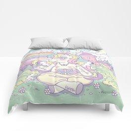 My Little Baphomet Comforters