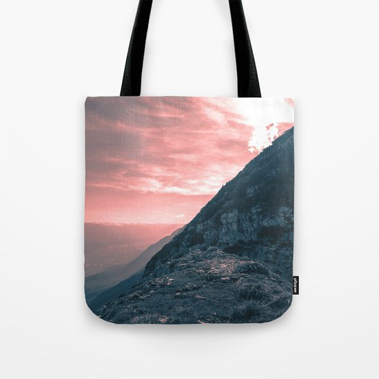 Path of Courage Tote Bag