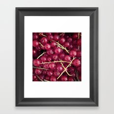 berry berry Framed Art Print