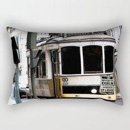 Electric Tour - Lisbon Rectangular Pillow
