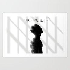 Escape it's just the Beginning ...Prison Break Art Print