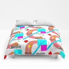 "Cocktail ""2nd C"" - Cosmopolitan Comforters"