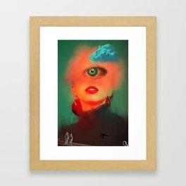 65 Framed Art Print