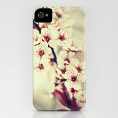 May Flowers Slim Case iPhone (4, 4s)