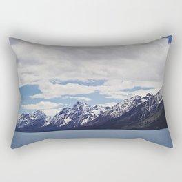 Grand Tetons: Colter Bay Rectangular Pillow