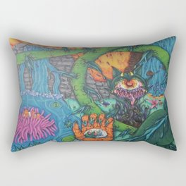 Wonderland Rectangular Pillow