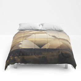 Hyrule - Power of the Triforce Comforters