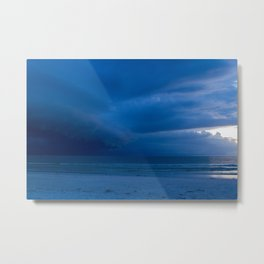 The Heavens are Restless Metal Print