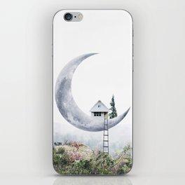 Moon House iPhone Skin