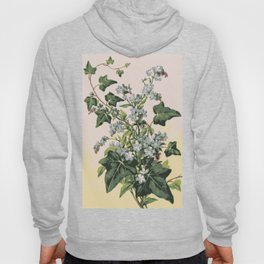 Flower composition Hoody