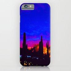 Sunset in Phoenix, Arizona iPhone 6s Slim Case