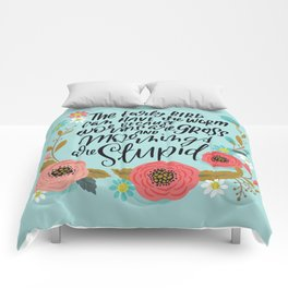 The Early Bird Comforters