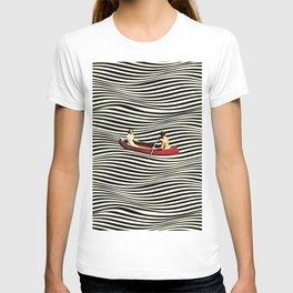 Illusionary Boat Ride T-shirt