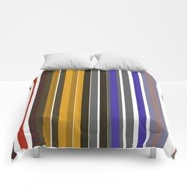 Design ethnic lines wild Comforters