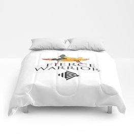FIERCE WARRIOR Comforters