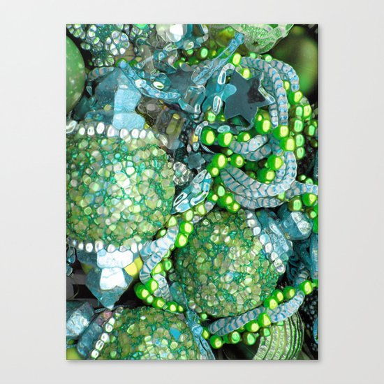 Sea Bling Canvas Print