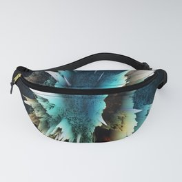 displaced space Fanny Pack