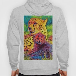 AnimalColor_Cheetah_002_by_JAMColors Hoody