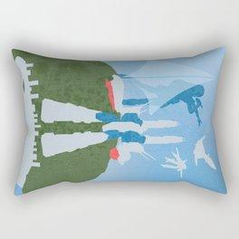 Protoculture Skies Rectangular Pillow