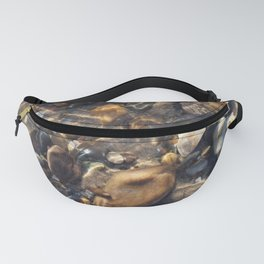 Pebbles in the Water Fanny Pack