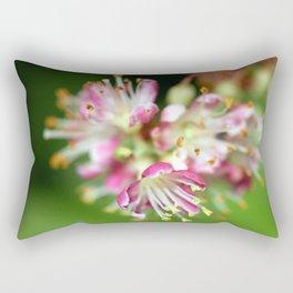 Bursting With Life Rectangular Pillow