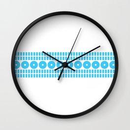 Geometry - Greece Wall Clock