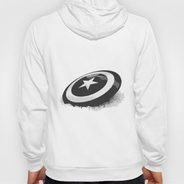 AMERICA, SHIELD THY CAPTAIN Hoody