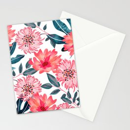 Yours Florally Stationery Cards