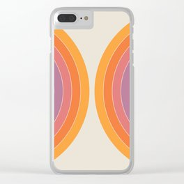 Boca Sonar Clear iPhone Case