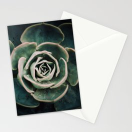 DARKSIDE OF SUCCULENTS IV Stationery Cards