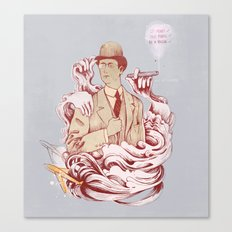 Power Canvas Print