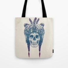 Dead shaman Tote Bag