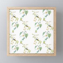 Birds #2 Framed Mini Art Print