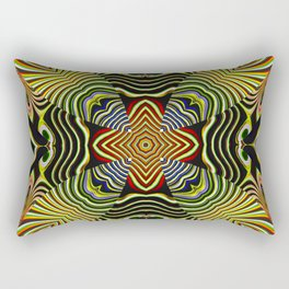 Tribalism 2 Rectangular Pillow
