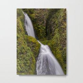Multnomah Falls The Bowl  5-22-15 Metal Print